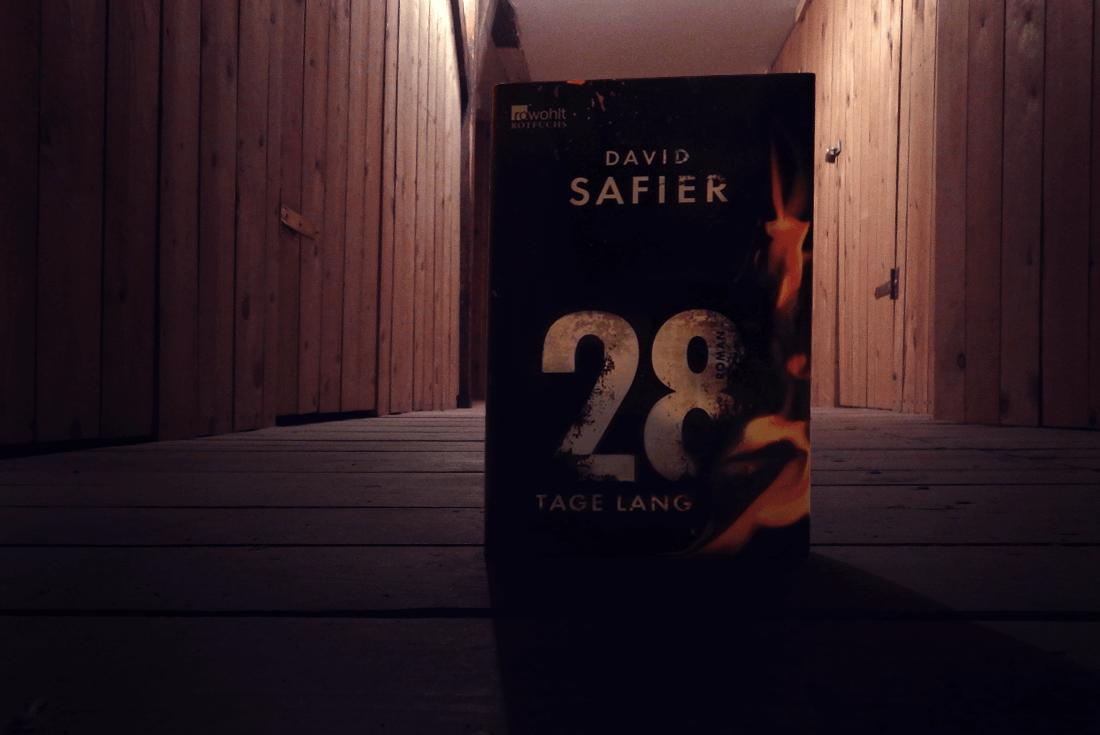 David Safier - 28 Tage lang - schonhalbelf - Buch, Kretik, Buchkretik