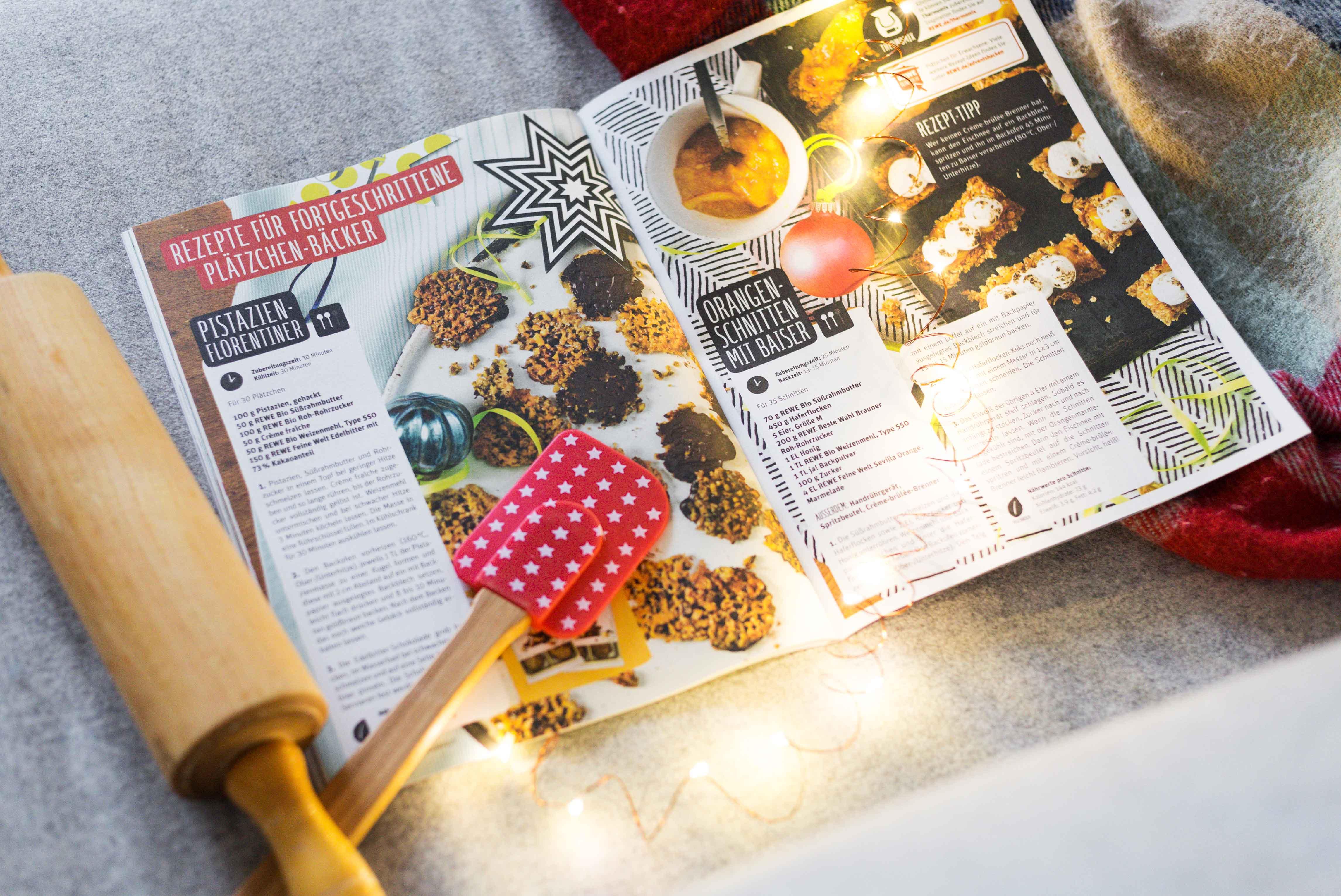 Zeitschrift Rezepte das rewe magazin frisch gut im zeitschriftencheck