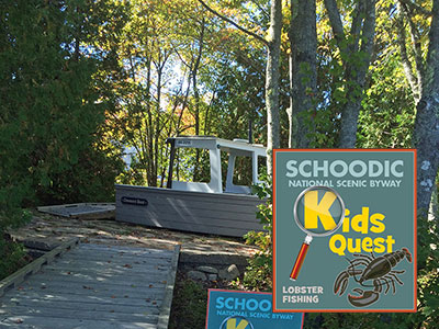 Kid's Quest: Lobster Fishing