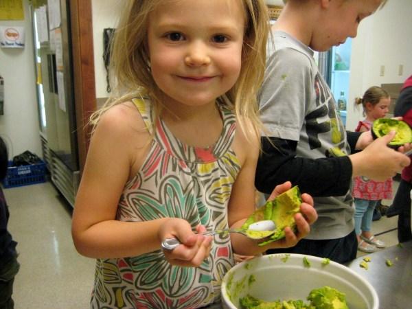 Teaching Kids Food Tips Starting Preschool