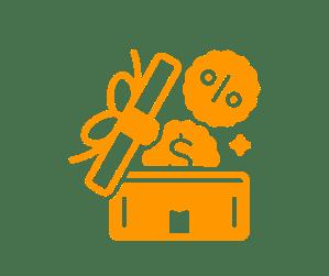 הטבות ייחודיות - בונוסים קורס הכנסה פסיבית