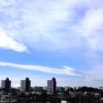 連続11日目にも現われた、楽しそうな雲形UFO