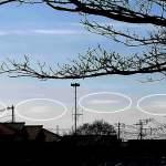 連続22日目のクラウドシップ(雲形UFO)は、いっぱい合図を出してくれました