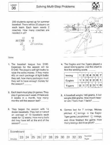Free 5th Grade Language Arts Worksheets #2