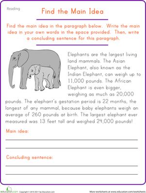 Free Reading Comprehension Worksheets 2nd Grade #2