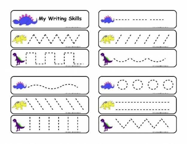 Free Writing Skills Worksheets #3