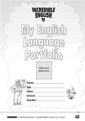 Incredible English 2 Worksheets #3