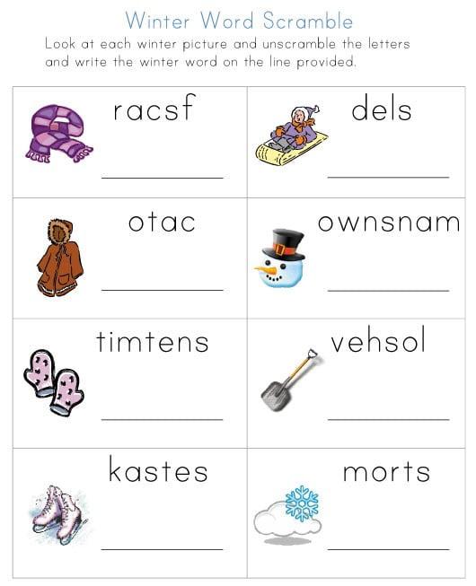 Grammar Worksheets Free Printable #1