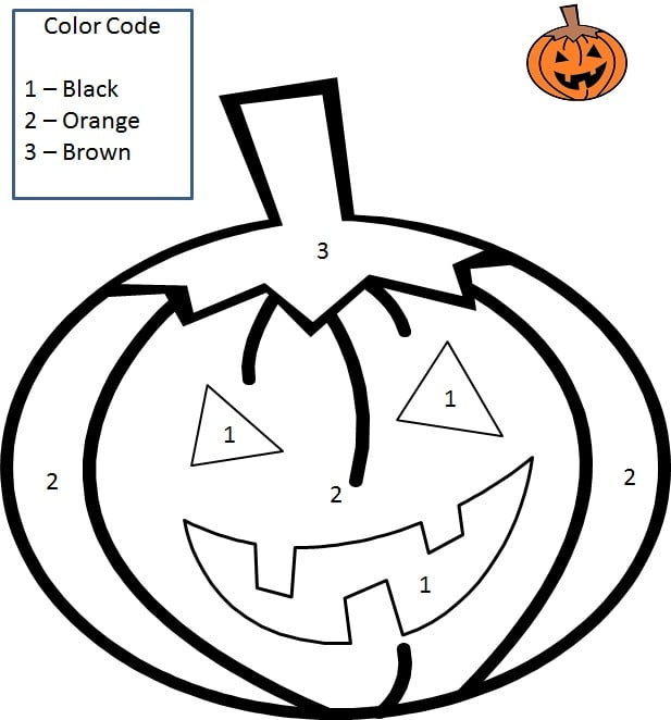 Halloween Worksheets For First Grade #4
