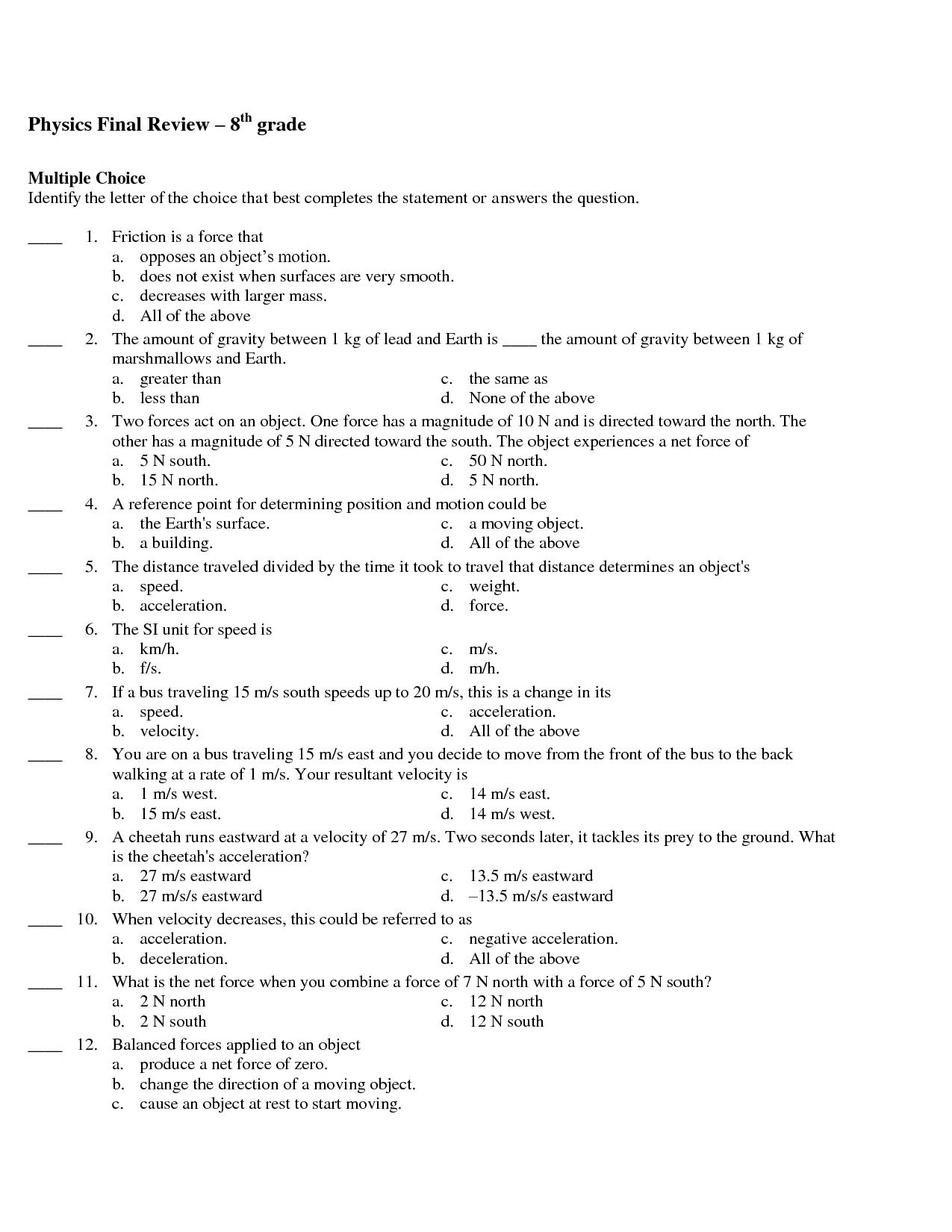 hight resolution of Free 8th Grade Social Studies Worksheets – Mreichert Kids Worksheets