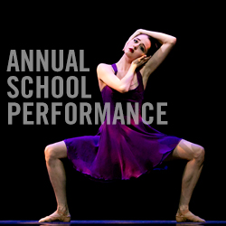 Annual School Performance | Paige Wilkey in Nicolo Fonte's Accidental Signals. Photo by James McGrew.