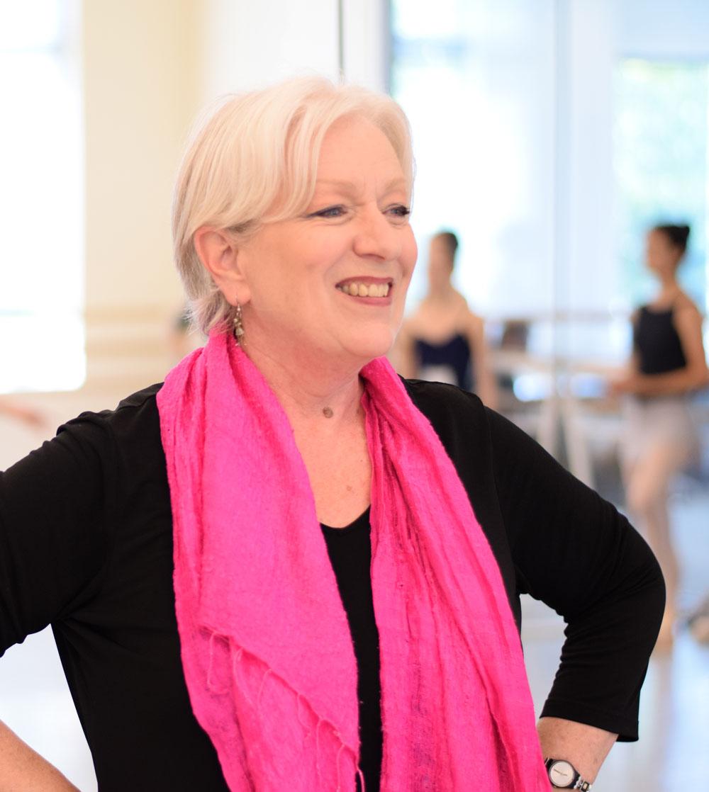 Marion Tonner, OBT School Director
