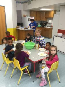 Open House @ Preschool Building