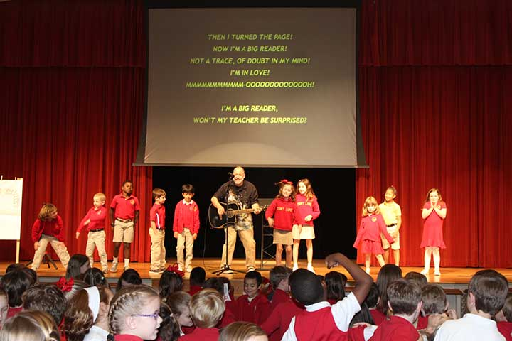 A Visit from Author Chris Rumble