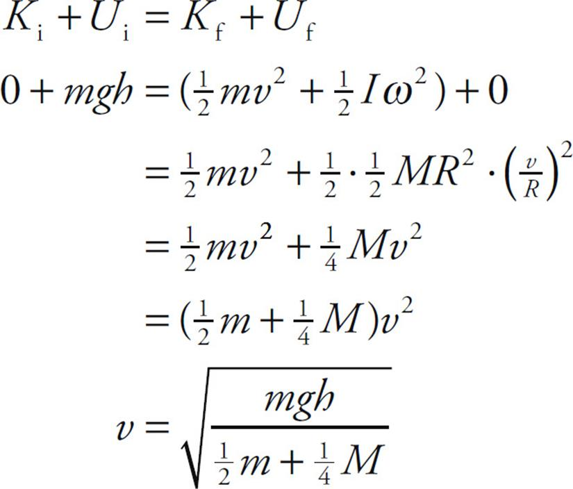 Conservation Of Mechanical Energy Problems And Solutions Pdf