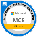 We are Microsoft Certified Educators