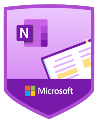 Sean Grant  Has been awarded the certificate for successfully completing the following course: OneNote Class Notebook: A teacher's all-in-one notebook for students