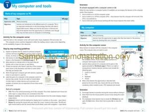 Shuter's Digital Skills Workbooks