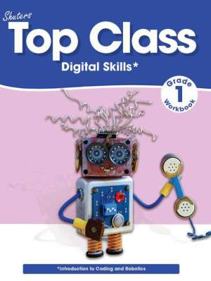 Shuters Top Class Digital Skills Grades R-3 now available)