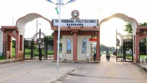 Federal Polytechnic Nasarawa Cut Off Mark