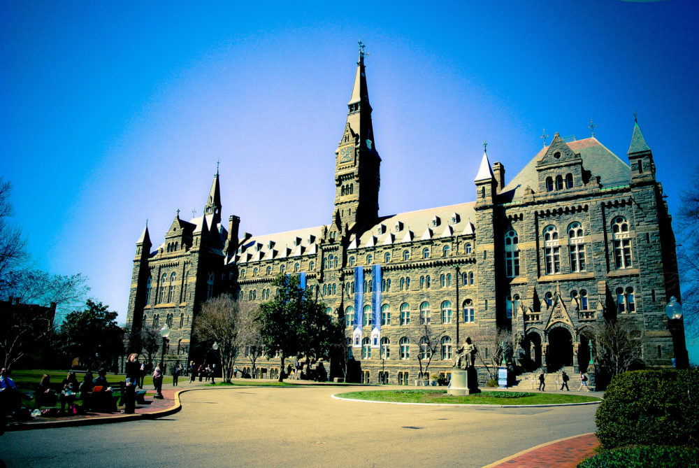 Georgetown University Nominated for DOEE Sustainability People's Choice Award - School Construction News