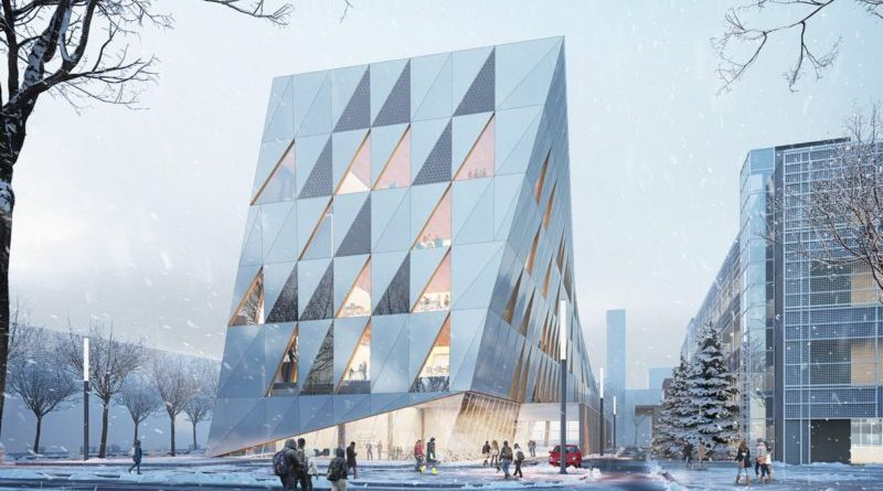 Perkins+Will to Design the New School of Continuing Studies at York University