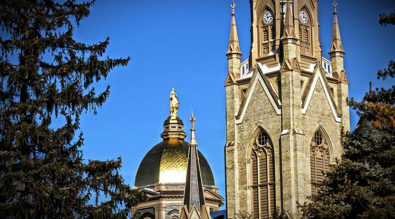University of Notre Dame Earns Two New LEED Gold Certifications