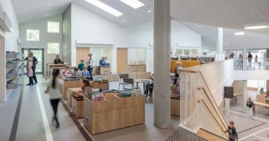 Smart Design Informs Copenhagen's Skovbakke School (& Hygee, Too)