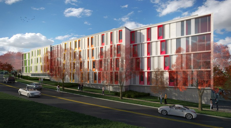 Kansas City Art Institute Breaks Ground on Student Residence Hall and Dining Center