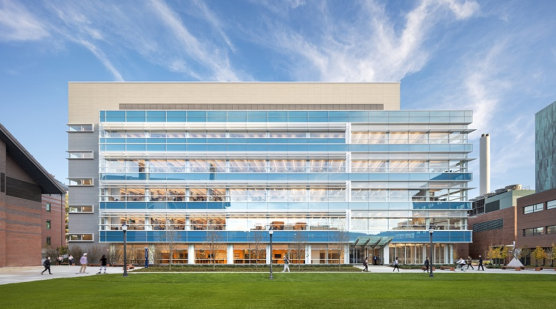 UConn's New Science and Engineering Building Enhances STEM Learning