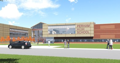 TSP Architecture Delivers Modern Design for New High School
