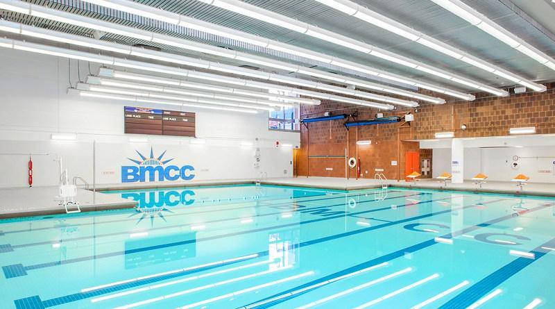 Stalco Wraps Upgrade at Manhattan Community College Pool and Aquatics Center