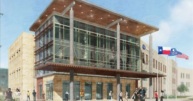 Ground Breaks on New Wylie Campus for Collin College
