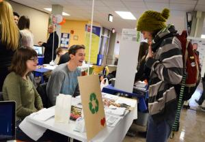 The Environmental Awareness Group is one of the many clubs that will be featured at the Winter School Daze.