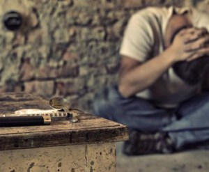 According to the National Coalition for the Homeless, 44 million people in America that have a serious mental illness are homeless at any given point in time, with the high possibility that they use drugs.