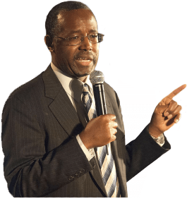 Ben Carson, image from people.com