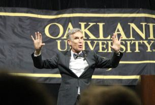 bill nye at OU