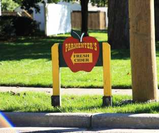 Parmenter's Cider Mill has been serving their loyal patrons since 1873.
