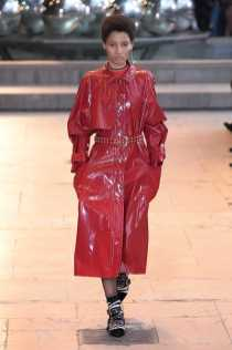 PARIS, FRANCE - MARCH 04: A model walks the runway during the Isabel Marant show as part of the Paris Fashion Week Womenswear Fall/Winter 2016/2017 on March 4, 2016 in Paris, France. (Photo by Francois Durand/Getty Images)