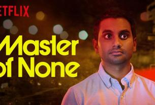 Master of none promotional picture