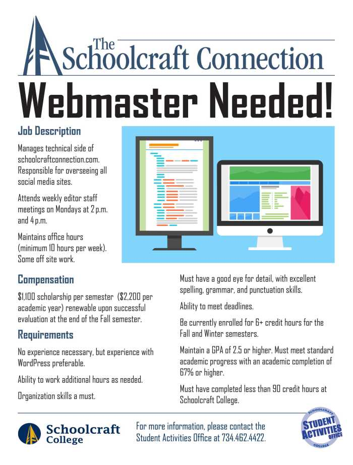 Club Ads  Schoolcraft Connection