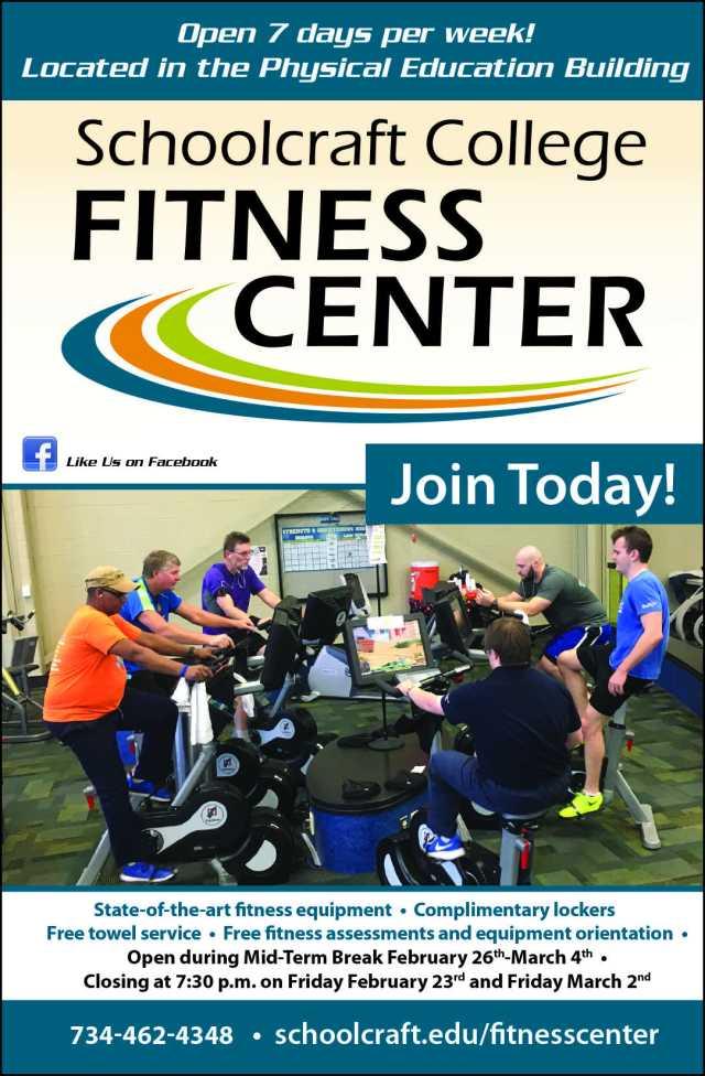 SC Fitness Ctr Ad Feb 19 2018