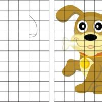 Learn how to draw using a grid