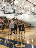 A great lay-up by Kemon Bassett, #12