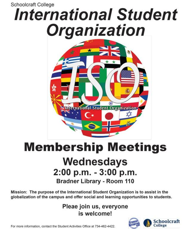 ISO-Meetings