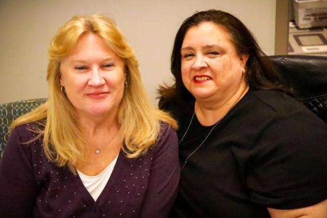 Belinda Elison & Marline Alcala
