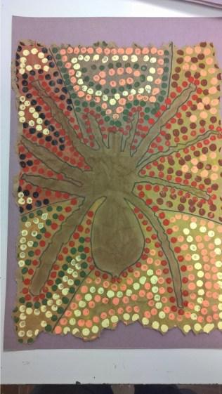 Schooled in Love - Aboriginal Art