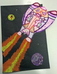Schooled in Love: Space Shuttles
