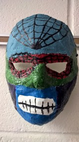 Schooled in Love: Sugar Skull Masks