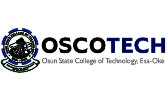 OSCOTECH Lecture Timetable